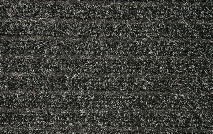 Koberec čistící zóna Capri 07 š.1m (černá)