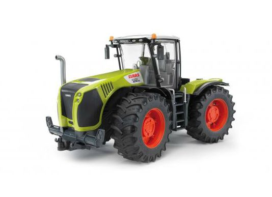 BRUDER 3015 Traktor Claas Xerion 5000 BRUDER
