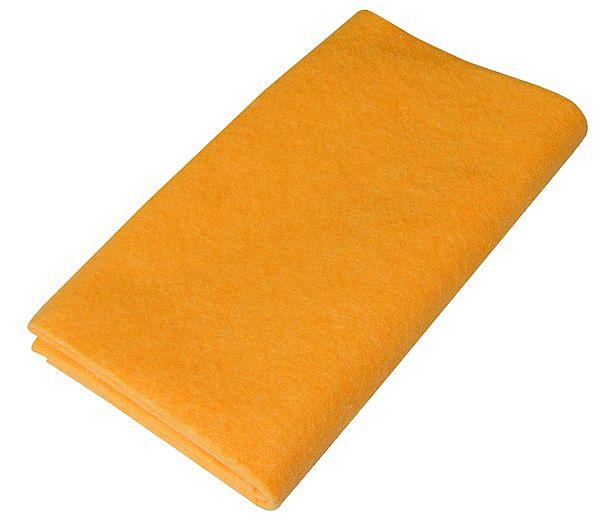 Hadr na podlahu PETR 60x70cm oranžový