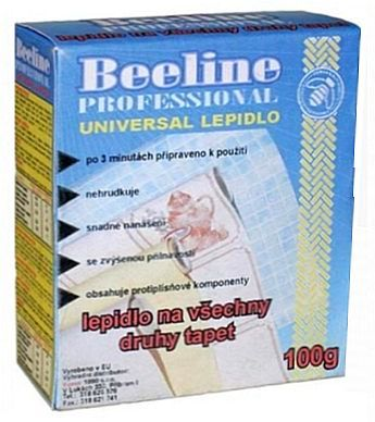 Lepidlo na tapety Beeline professional 100g (vločky)