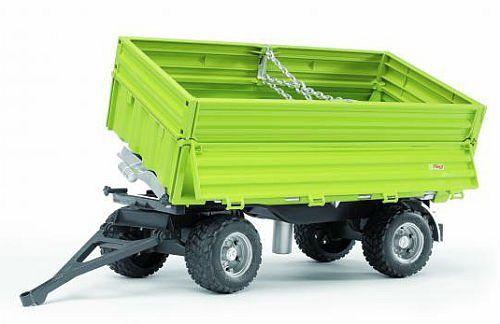 BRUDER 2203 Sklápěcí vůz FLIEGL zelený