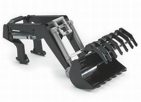 Bruder 3333 Čelní nakladač pro traktory řady 3000 (pro traktory série 3000)