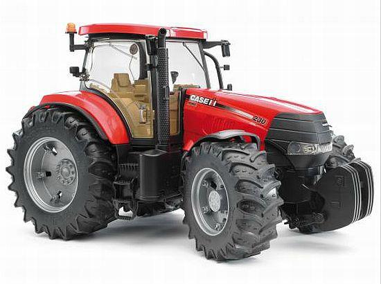 Bruder 3095 Traktor CASE CVX 230