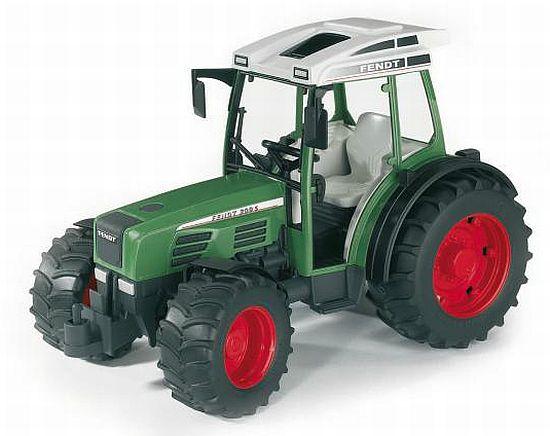 BRUDER 2100 Traktor Fendt Farmer 209S