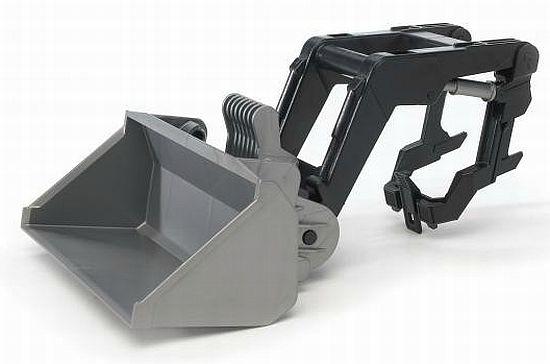 BRUDER 2319 čelní nakladač malý (pro traktory série 1000)