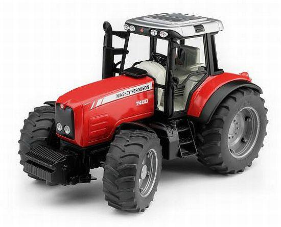 BRUDER 2040 Traktor Massey Ferguson