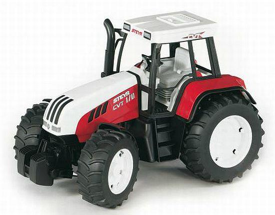 Bruder 2080 Traktor Steyer Cvt 170