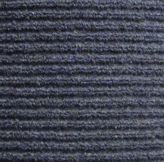 Koberec čistící zóna Heavy Tread 0802 š.2m (modrá)