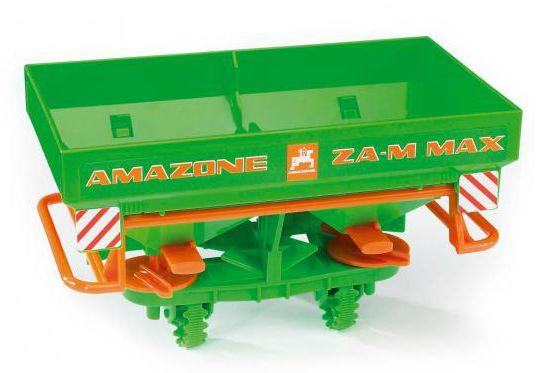 BRUDER 2327 Rozmetadlo hnojiva ZA-M MAX