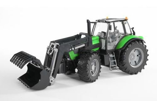 Bruder 3081 Traktor Deutz Agrotron X720 nakladač