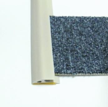 Ukončovací lišta na koberec 35mm pvc béžová (51061014)
