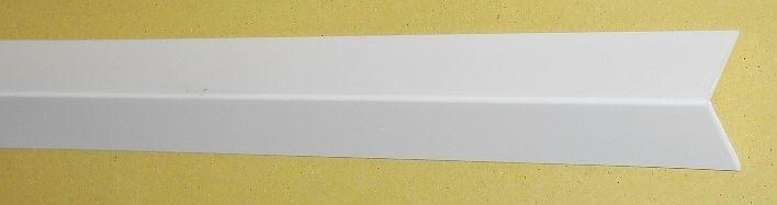 Ochranný roh 20x20x2750mm bílý