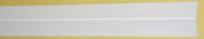 Ochranný roh 30x30x2750mm bílý