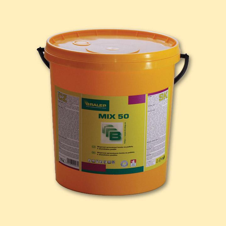 BRALEP MIX 50 15kg disperzní vyrovnávací hmota