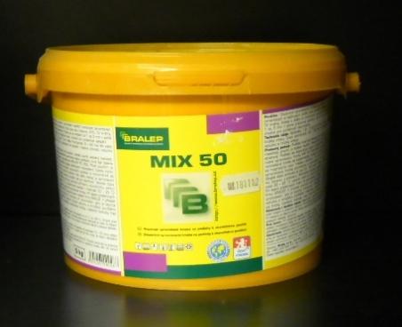 BRALEP MIX 50 5kg disperzní vyrovnávací hmota