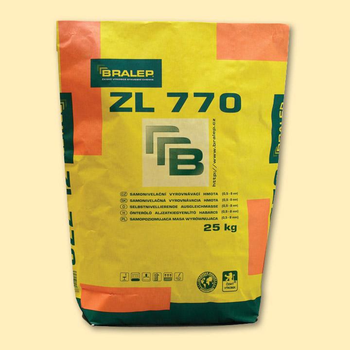 BRALEP ZL 770 25kg samonivelační vyrovnávací hmota
