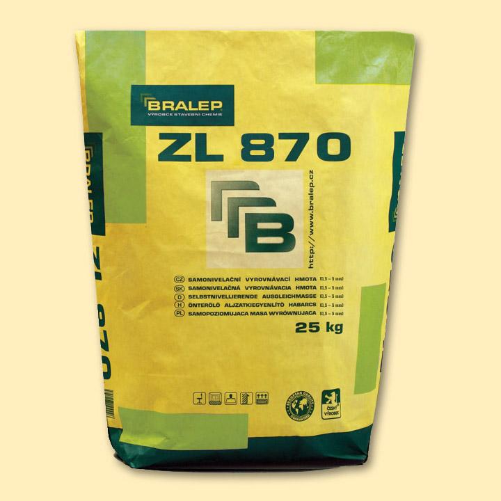 BRALEP ZL 870 25kg samonivelační vyrovnávací hmota