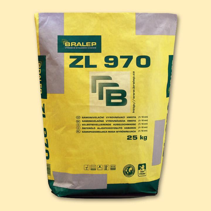 BRALEP ZL 970 25kg samonivelační vyrovnávací hmota
