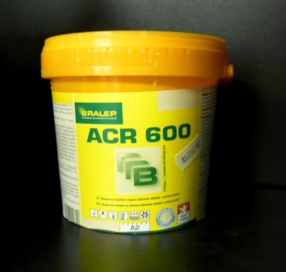 Disperzní lepidlo Bralep ACR 600 1kg