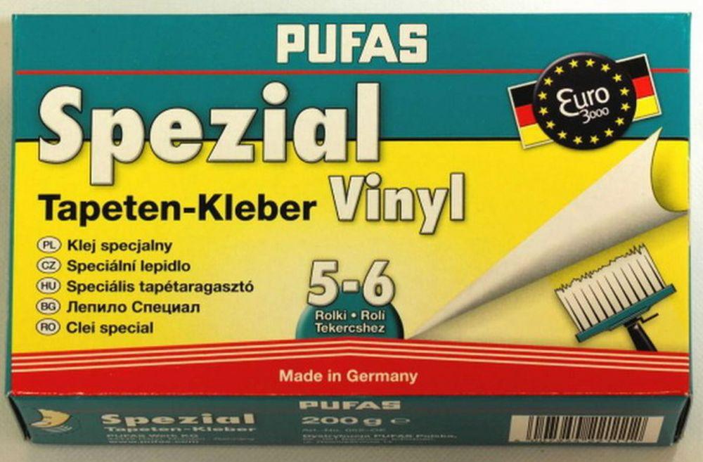 Lepidlo na tapety EURO 3000 speciál vinyl (0002-03)