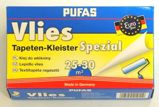 Lepidlo na tapety EURO 3000 speciál vlies (0002-04)