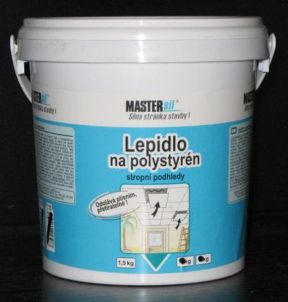 Lepidlo Mastersil na polystyren 3kg