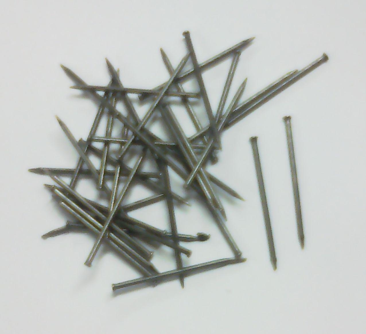 Ocelový hřebík 35mm 100ks