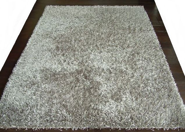 Kusový koberec LILOU taupe 160x230cm (vysoký vlas)