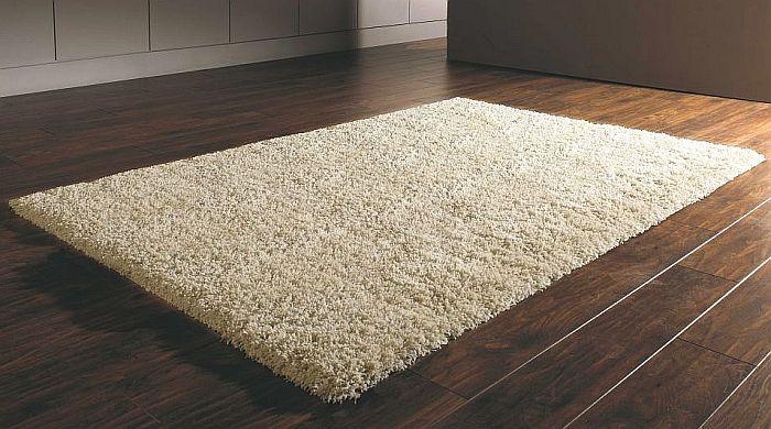 Kusový koberec SUPER SHAGGY 6500/66 60x115cm (vysoký vlas)