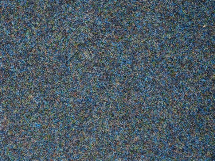 Metrážový koberec RAMBO 30 š.4m (barva: tmavá modrá DOPRODEJ !)