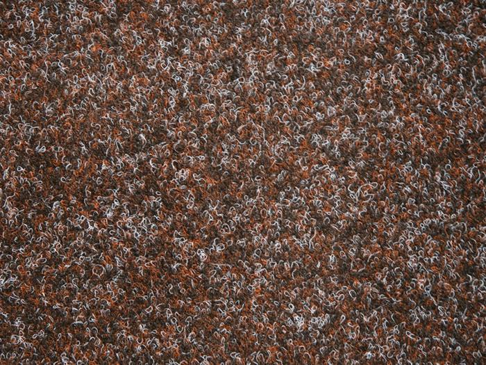 Metrážový koberec RAMBO 80 š.4m (barva: tmavá hnědá)