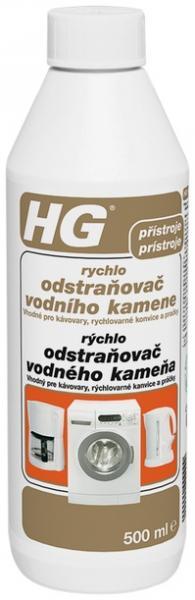 HG rychlo odstraňovač vodního kamene 0,5l