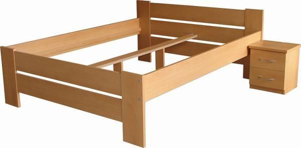 Arten postel NELA 180x200cm více variant