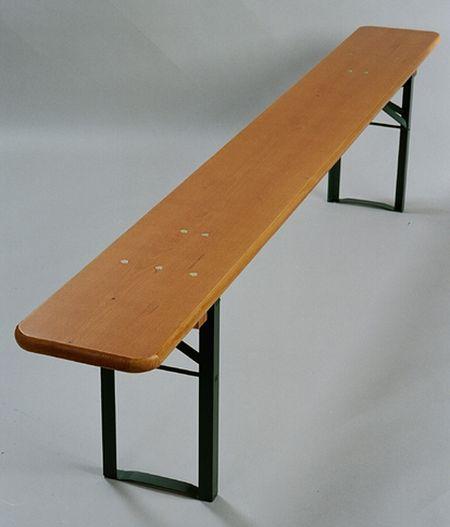 Pivní lavice smrk š.25x220cm