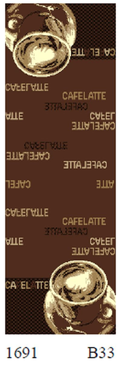 Kusový koberec Shiraz Kitchen 120x170 cm