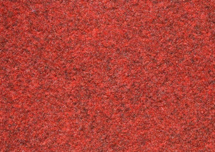 Metrážový koberec RAMBO 40 š.4m (barva: červená)