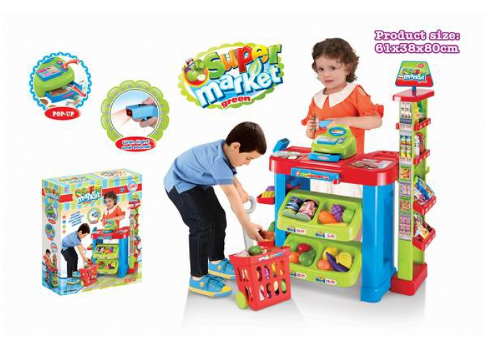 Hrací set Dětský obchod s příslušenstvím