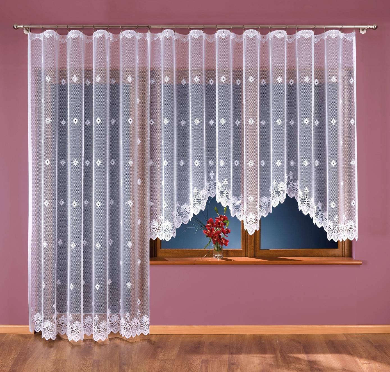 DANA kusová záclona 250x120cm (POSLEDNÍ 1 KUS !!!)