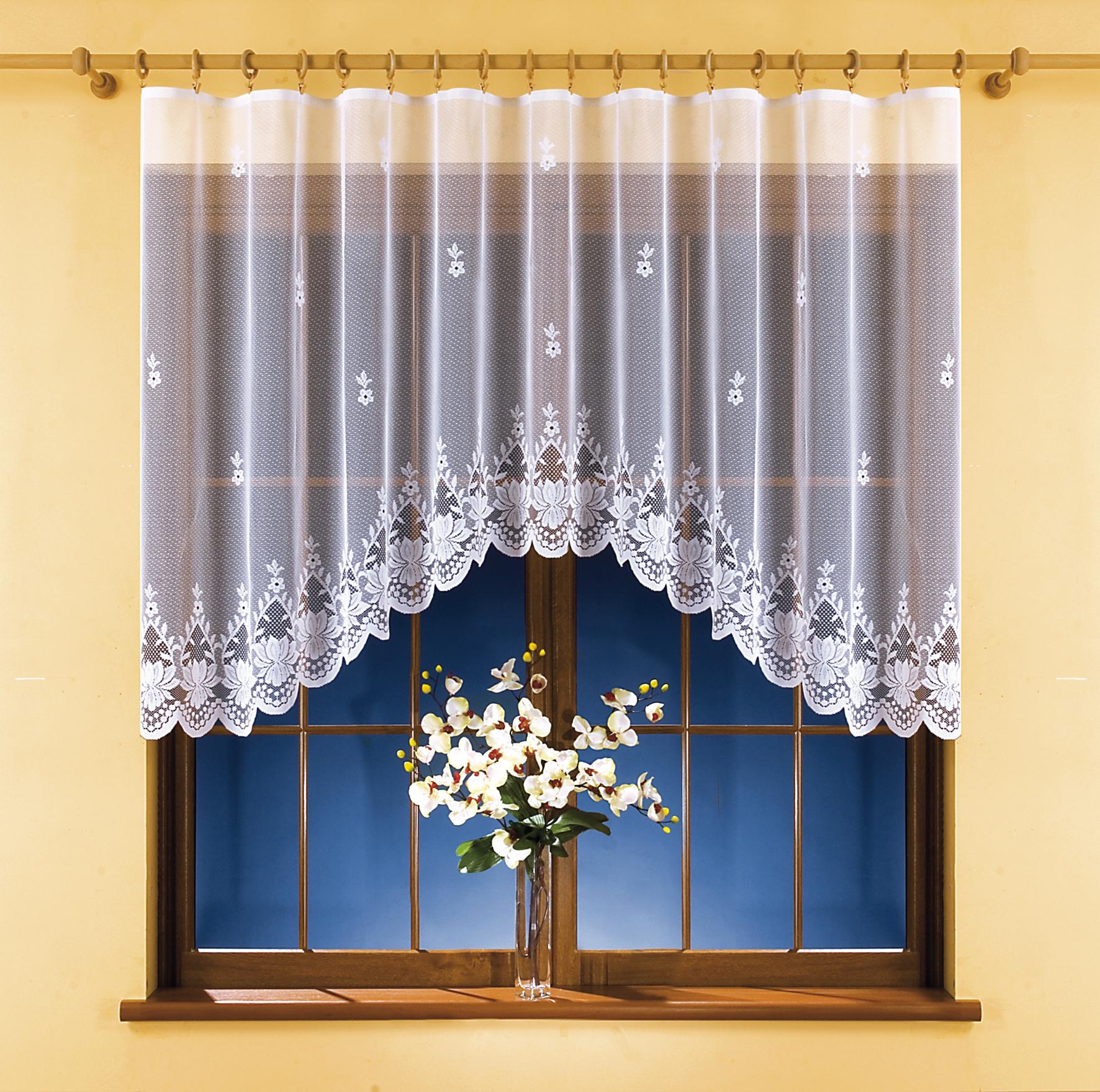 IVETA kusová záclona 380x170cm (POSLEDNÍ 1 KUS !!!)