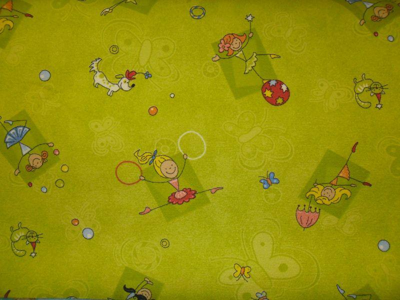 Dětský metrážový koberec HAPPY 234 š.4m (Doprava po celé ČR ZDARMA)