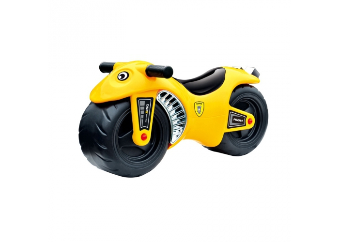 Dětská motorka BIKE G21 HWA836263Y žlutá