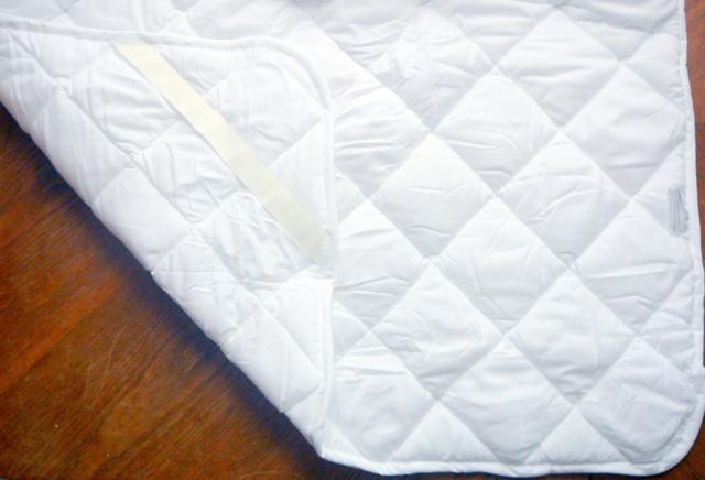 matracový chránič 90x200cm duté vlákno