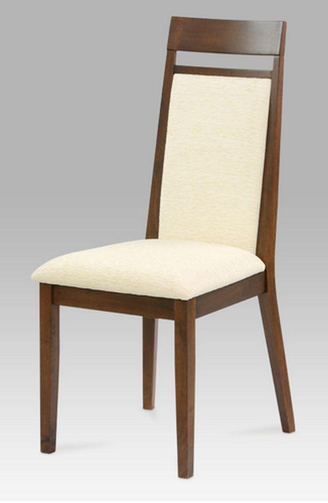 Autronic dřevěná židle ARC-5589 WAL