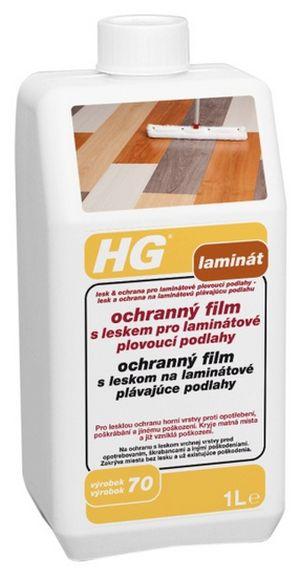 HG ochranný film s leskem pro laminátové podlahy 1 l (HG 70)