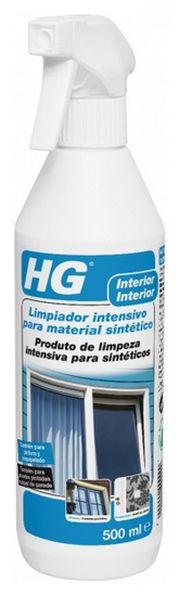 HG Intenzivní čistič pro plasty 0,5l