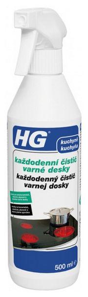 HG každodenní čistič varné desky 0,5l