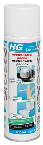 HG Neutralizátor pachů 0,4l