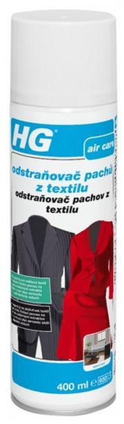 HG Odstraňovač pachů z textilu 0,4l