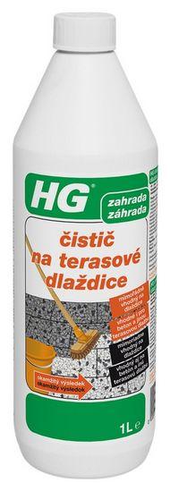 HG Čistič na terasové dlaždice 1l
