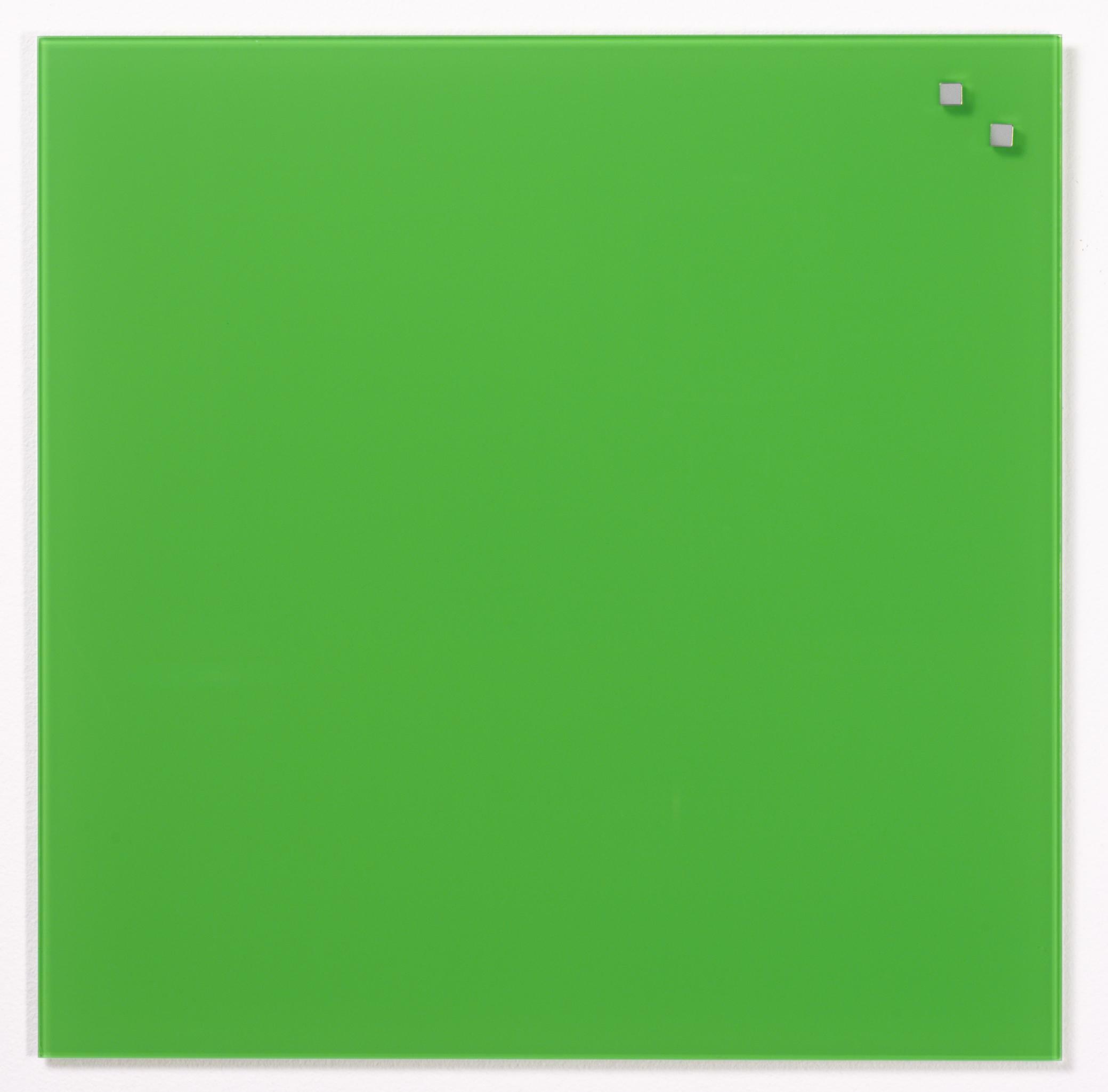 Skleněná magnetická tabule N10752 45 x 45 cm